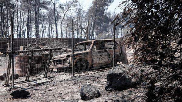 Πως ξέσπασε η φωτιά στην Εύβοια - Σε τρία σημεία σχεδόν ταυτόχρονα