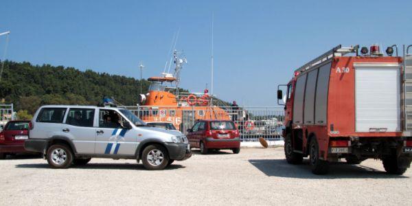 Διάσωση 72 μεταναστών σε βάρκες ανοιχτά της Σάμου και της Χίου