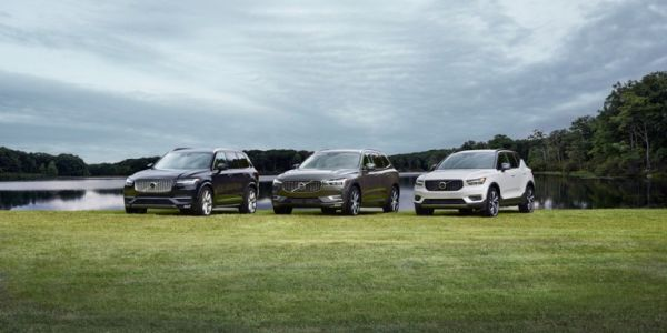 H Volvo σημειώνει ρεκόρ πωλήσεων τον Ιούλιο