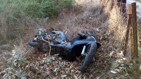 Μοτοσικλετιστής νεκρός σε τροχαίο στον Ασπρόπυργο