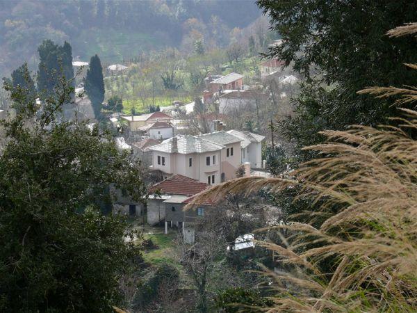 Επικίνδυνα τοιχία στη Μακρυράχη απειλούν ιδιοκτησία