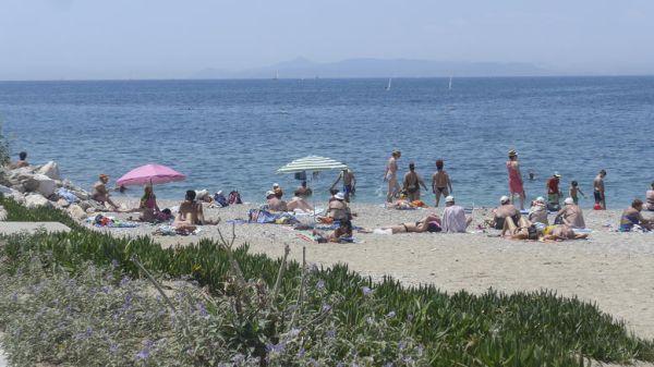 Καιρός: Υψηλές θερμοκρασίες και πολλά μποφόρ στο Αιγαίο