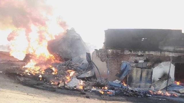 Έκρηξη βυτιοφόρου με 20 νεκρούς στην Ουγκάντα