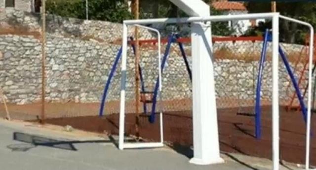 Σιδερένιο τέρμα καταπλάκωσε 10χρονο στη Σπάρτη