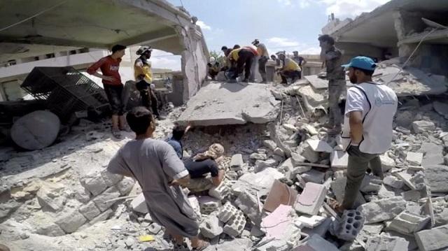 Συρία: Οι δυνάμεις της Δαμασκού κατέλαβαν τμήματα της Χαν Σεϊχούν