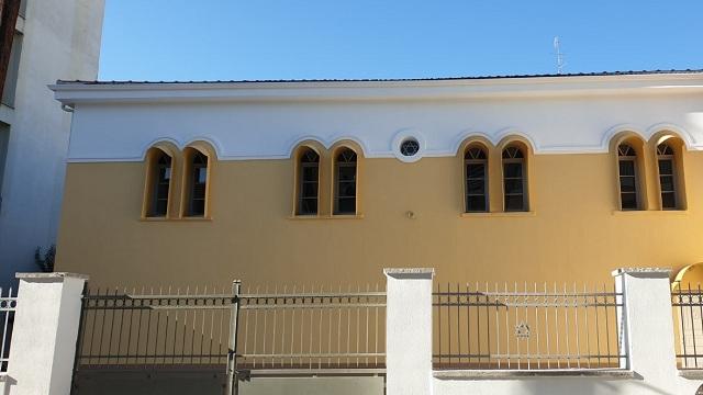 Ανακαινίστηκε εκ βάθρων η Εβραϊκή Συναγωγή των Τρικάλων