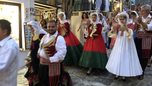 Αναβίωσαν οι παραδόσεις στην Αλόννησο