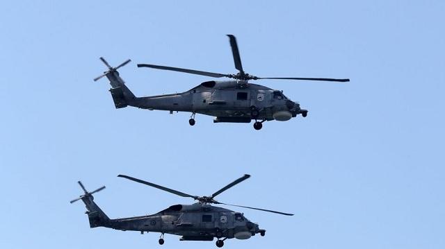Αερομεταφορές οκτώ ασθενών από την Πολεμική Αεροπορία τη Δευτέρα