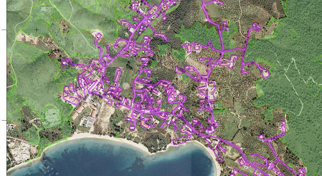 Παράταση για τους δασικούς χάρτες σε Μαγνησία - Σποράδες
