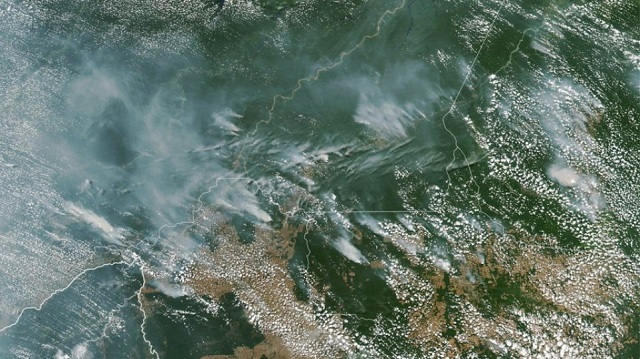Φλέγεται ο Αμαζόνιος: Παγκόσμιος συναγερμός για την περιβαλλοντική καταστροφή
