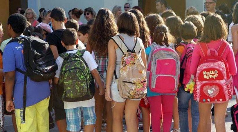 Πλησιάζει το πρώτο κουδούνι της χρονιάς: Πότε ανοίγουν τα δημοτικά σχολεία