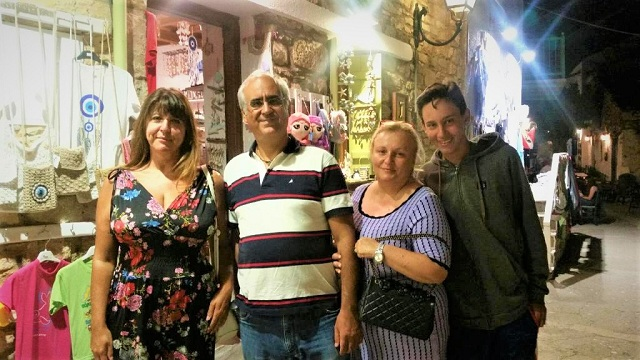 Την Αλόννησο επισκέφθηκε ο Δήμαρχος Κηφισιάς