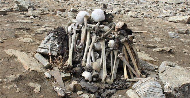 «Ελληνικοί» σκελετοί βρέθηκαν στην μυστηριώδη Λίμνη των Νεκρών στα Ιμαλάια