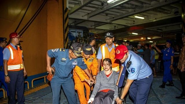 Τραγωδία στην Ινδονησία: Τέσσερις νεκροί από φωτιά σε φεριμπότ
