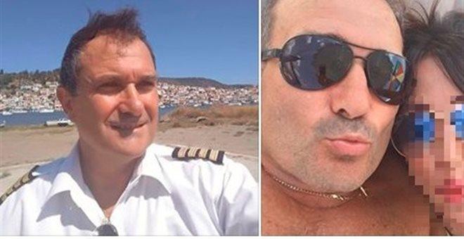 Σύζυγος πιλότου: «Είχα προαίσθημα πριν τη συντριβή του ελικοπτέρου»