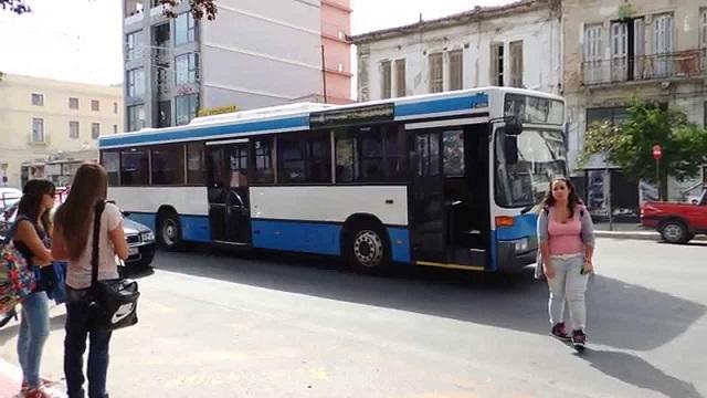 Αύξηση 2% στην κίνηση στα αστικά λεωφορεία Βόλου