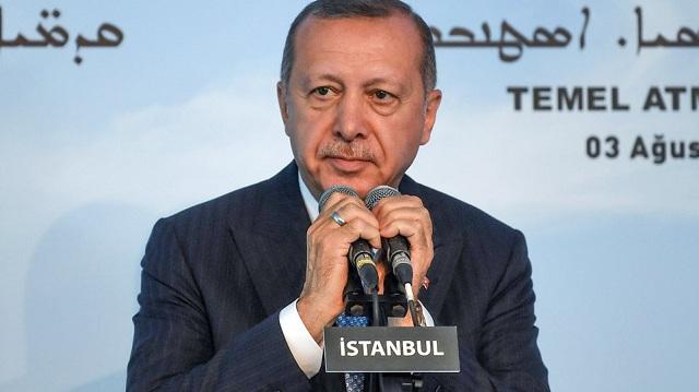 Ερντογάν: Φτάσαμε στο σημείο σύγκρουσης πλοίων στη Μεσόγειο και δεν υποχωρήσαμε