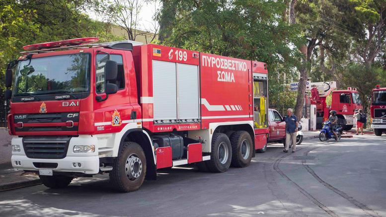 Nεκρός σε πυρκαγιά σε μονοκατοικία στην Αχαρνών