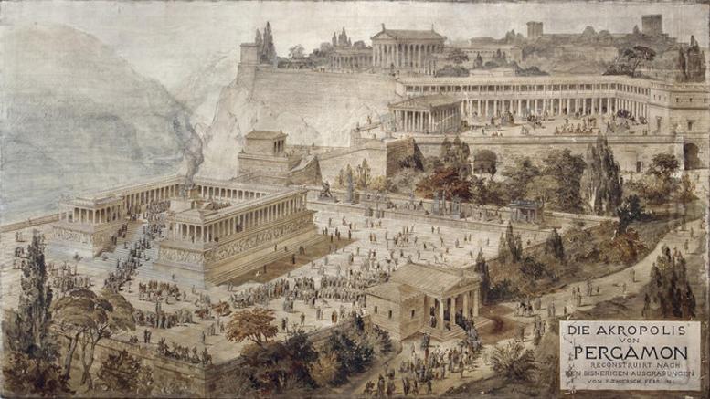 Ανασκαφές με κοινωνική πτυχή στην Πέργαμο