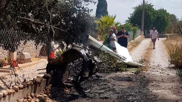 Ισπανία: Επτά νεκροί σε σύγκρουση ελικοπτέρου με μικρό αεροσκάφος