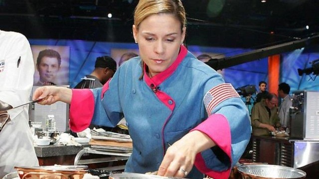 Σκοπελίτισσα είναι η σταρ της γαστρονομίας στην Αμερική