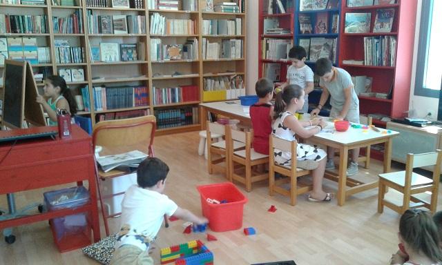 Χρειάζεται αέρας ανανέωσης στην κοινοτική βιβλιοθήκη Ανάβρας