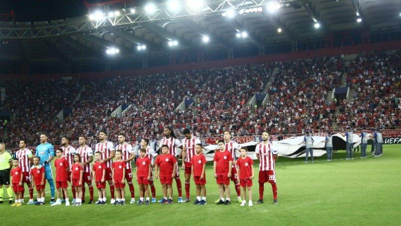 Ο Ολυμπιακός επιστρέφει στην ελίτ του Champions League