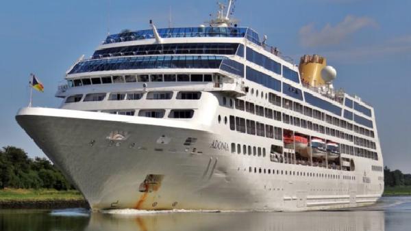 692 τουρίστες θα φέρει στον Βόλο το «Azamara Pursuit»