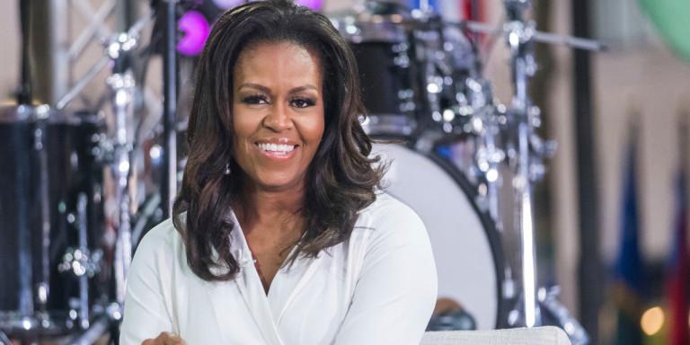 Η ηθοποιός που θα υποδυθεί την Μισέλ Ομπάμα και θα είναι ολόιδιες [εικόνες]