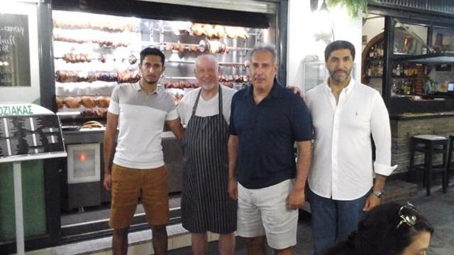 Στη Σκιάθο για διακοπές ο σεΐχης του Κατάρ