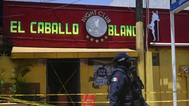 Μεξικό: Στους 28 οι νεκροί από την επίθεση σε μπαρ στριπτίζ