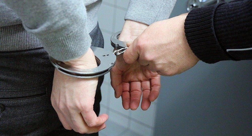 Σύλληψη στο παζάρι Αλμυρού για παρεμπόριο