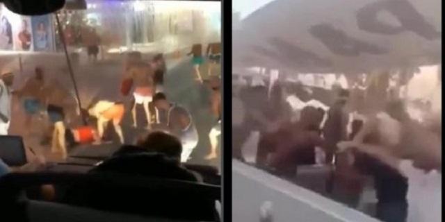 Άγριο ξύλο και μαχαιρώματα μεταξύ τουριστών σε ξενοδοχείο στην Αγία Νάπα