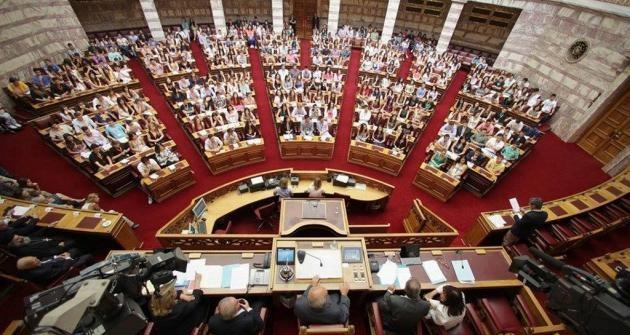 Βολιώτες μαθητές στη Βουλή των Εφήβων