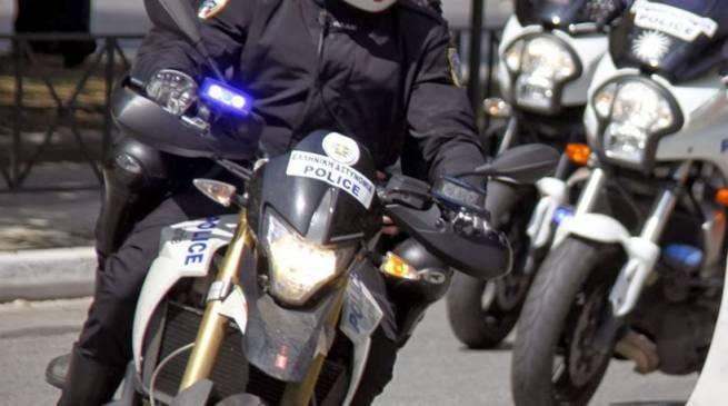 Επεισοδιακή καταδίωξη μοτοσικλετιστή στους δρόμους του Βόλου