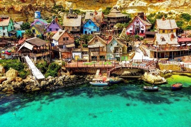 Το χωριό του Ποπάυ