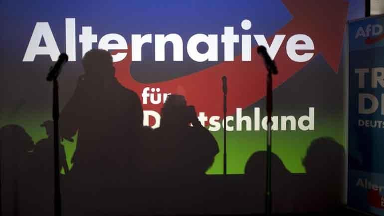 Γερμανία: Εκρηκτική άνοδος της ακροδεξιάς στα ανατολικά κρατίδια