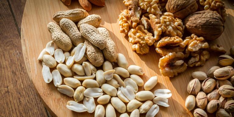 Ερευνα: Οι ξηροί καρποί μειώνουν τον κίνδυνο εμφράγματος και εγκεφαλικού