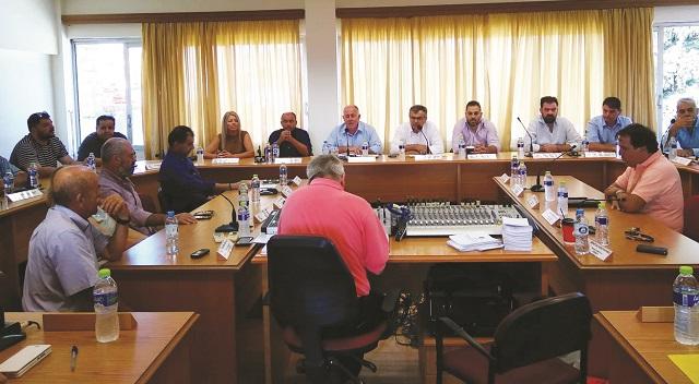 Ο Γιώργος Παπαδάμ νέος πρόεδρος στο ΔΣ του Δήμου Ρήγα Φεραίου