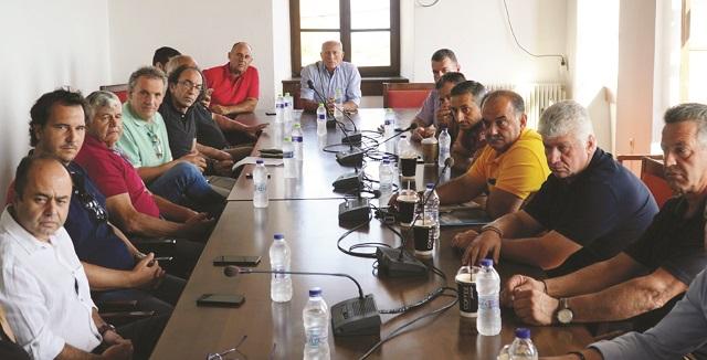Ζαγορά: Εξελέγησαν προεδρείο ΔΣ και Οικονομική Επιτροπή