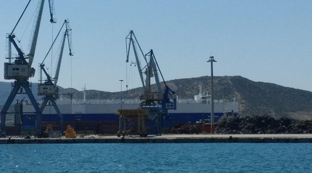 Στο λιμάνι του Βόλου επί δύο μήνες το «αυτοκινητάδικο» PASSION