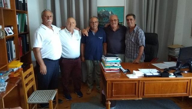 Συγκίνηση στην τελετή παραλαβής του Δήμου Σκοπέλου
