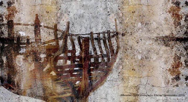 Η έκθεση «Τα καΐκια που πληγώναμε» στη Σκόπελο