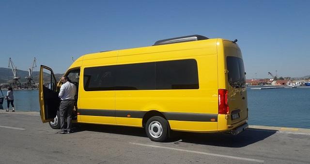 Πραγματικότητα το όνειρο: Παραλήφθηκε το λεωφορείο για το ΕΕΕΕΚ Βόλου
