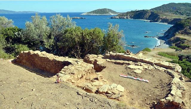 Αρχαιολογικές έρευνες στη Σκιάθο από 23 έως 27 Σεπτεμβρίου