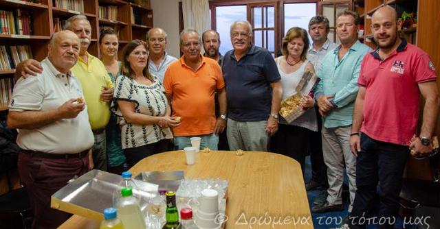 Ανέλαβε καθήκοντα το νέο Κοινοτικό Συμβούλιο Γλώσσας Σκοπέλου