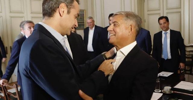 Δεν θα είναι υποψήφιος για πρόεδρος της Ένωσης Περιφερειών ο Κώστας Αγοραστός