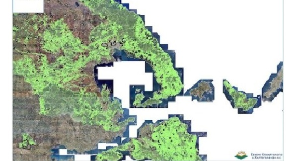 Εως 31 Οκτωβρίου οι αντιρρήσεις για τους δασικούς χάρτες
