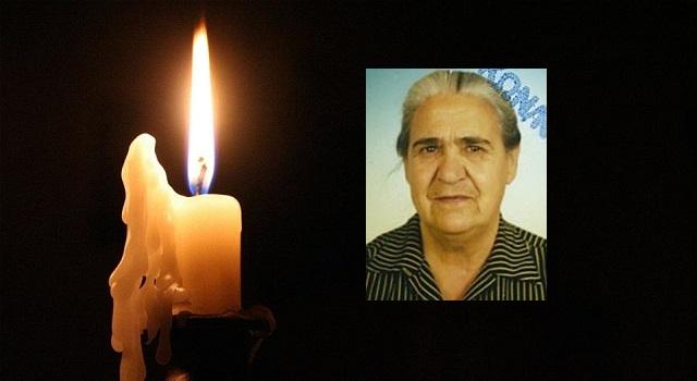 40ημερο μνημόσυνο ΠΗΝΕΛΟΠΗΣ ΓΕΩΡ. ΧΑΛΚΙΑ