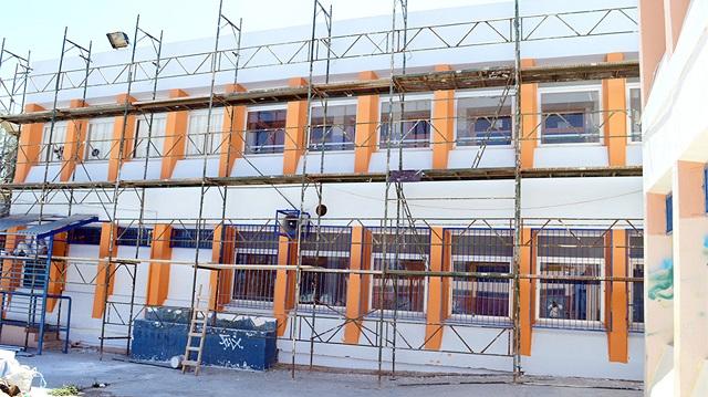 Εργολαβίες 2 εκατ. ευρώ στα σχολεία του Δήμου Βόλου